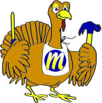 Happy Thanksgiving from Majors!