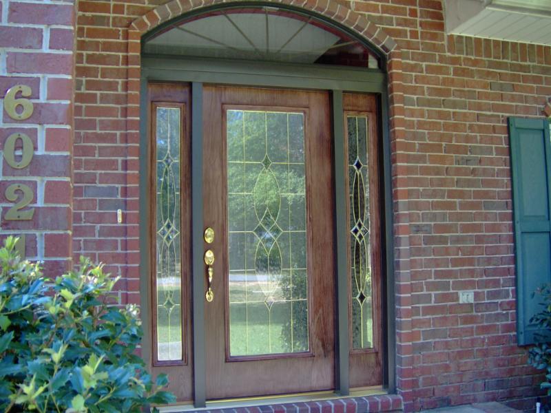 Replacement Front Entry Door