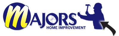 Majors Home Improvement website