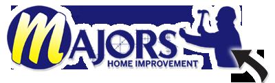 Majors Home Improvement website