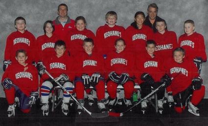 Keohane Hockey Team