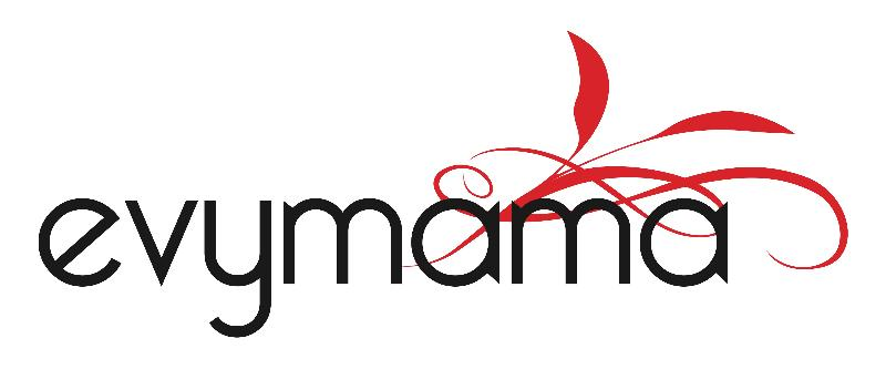 Evymama logo Red