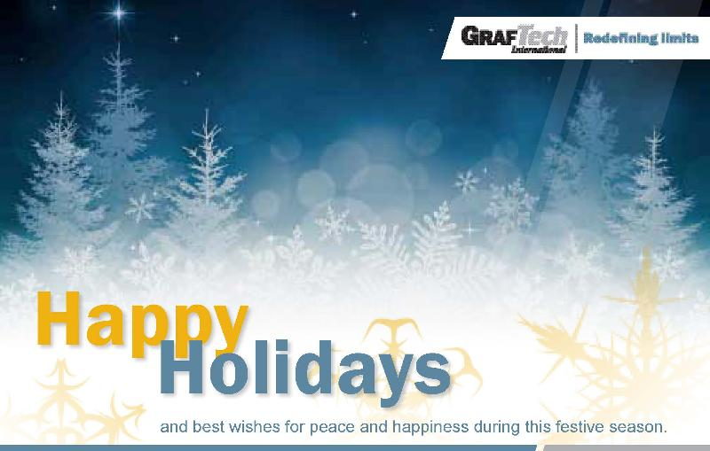 GrafTech Holiday Card
