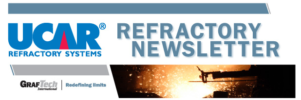 Refractory Newsletter Header