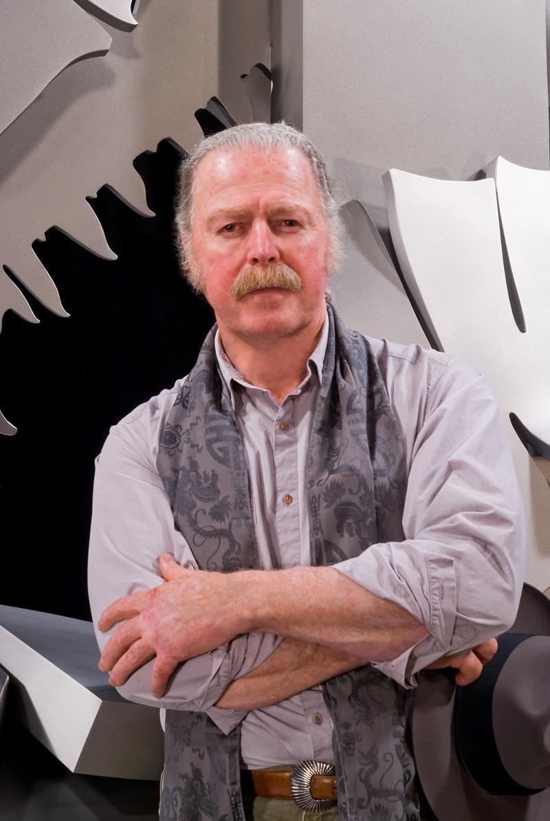 Sculptor Albert Paley