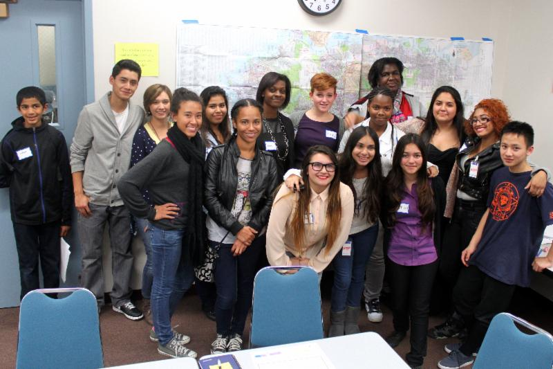 Contra Costa Youth Health Coalition Members