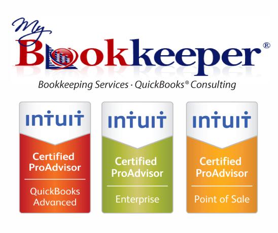 My Bookkeeper Logo - QuickBooks Advanced Certified ProAdvisor