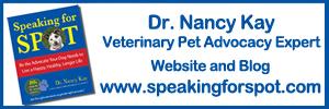 Dr. Nancy Kay's Speaking for Spot