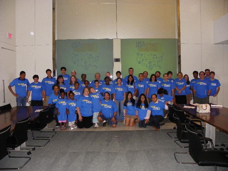Volunteer Meeting - August Group