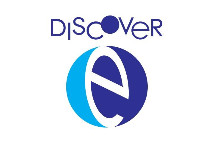 Discover E Logo