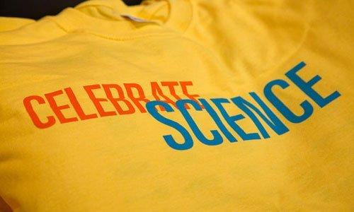 Celebrate Science Tshirt