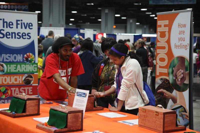 AAAS Expo Photo