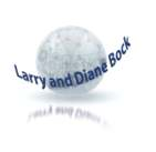 Larry and Diane Bock Logo