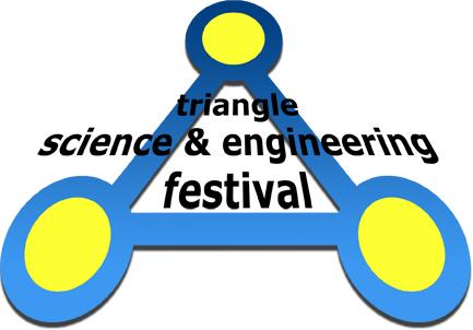 TriangleScienceFestivalLogo