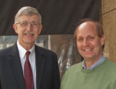 Larry Bock and Francis Collins
