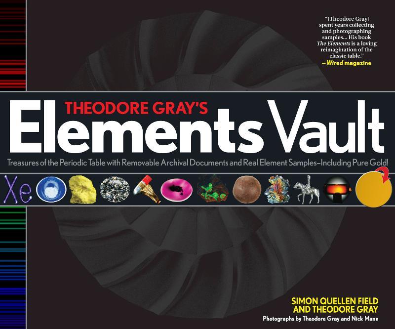 Elements Vault Book