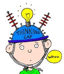 thinking cipart