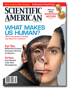 Scientific American Mag