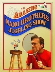 Amazing Nano Brothers Poster