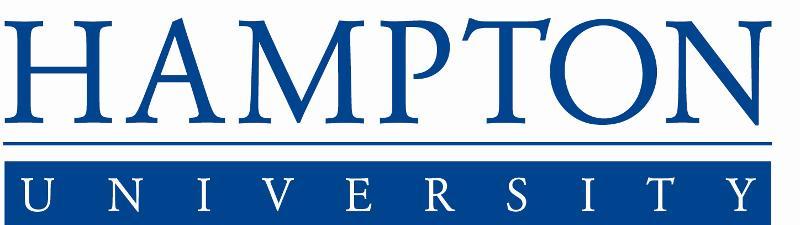 Hampton Univ Logo