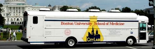 Boston University School of Medicine Bus