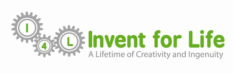 Invent for Life Logo