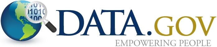 Data.gov logo