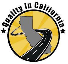 Quality in California blog logo