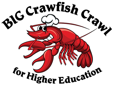 Crawfish Crawl Logo