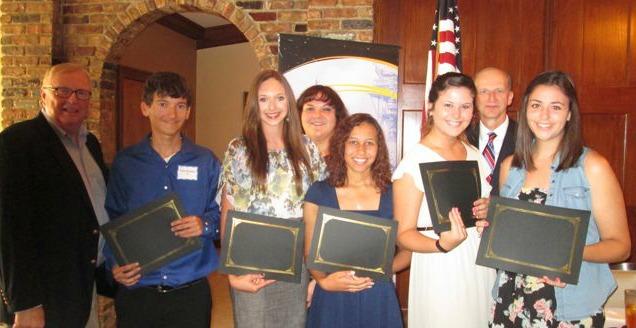 JUne 2013 Scholarship winners