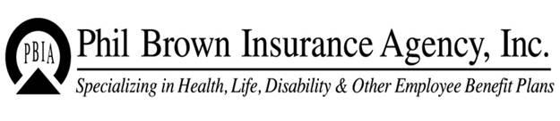 Phil Brown logo