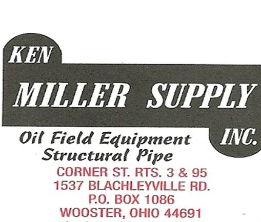 Miller Supply logo