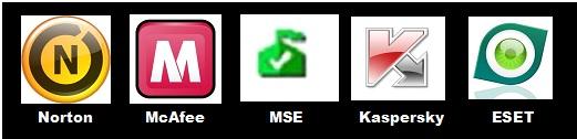Antivirus Icons