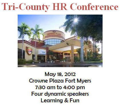 Tri County HR Conference