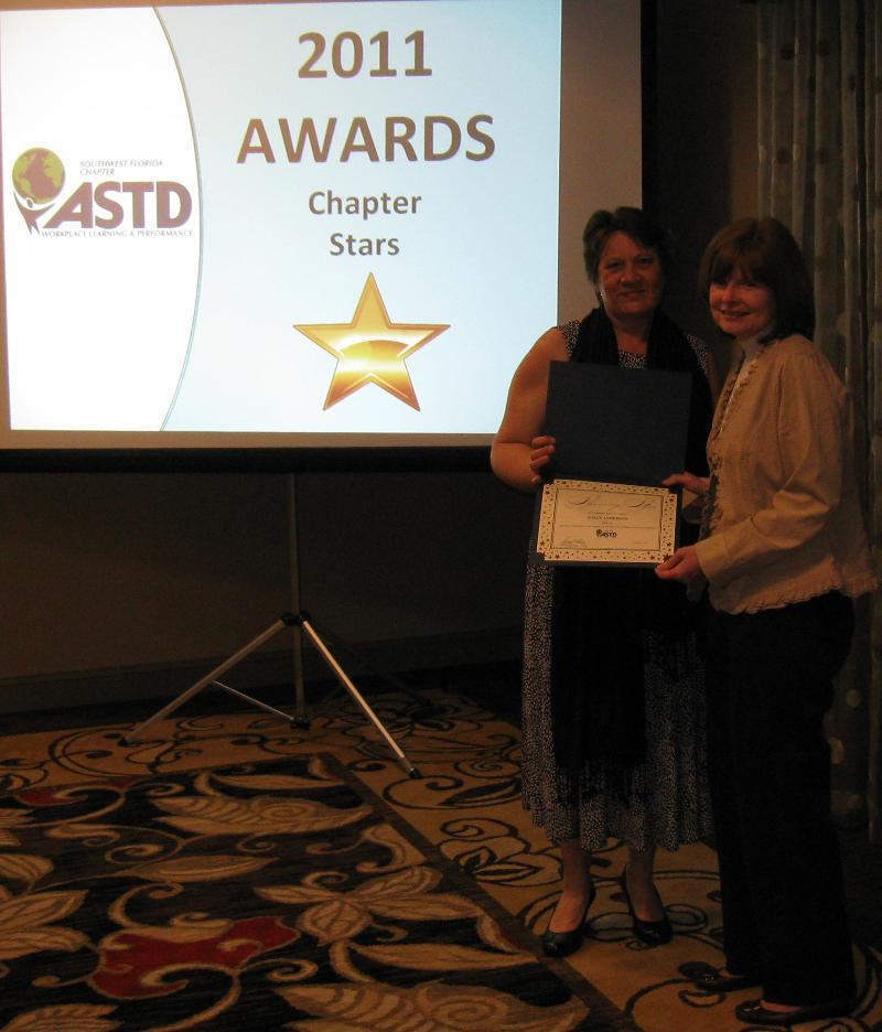 Star Award Susan 120711