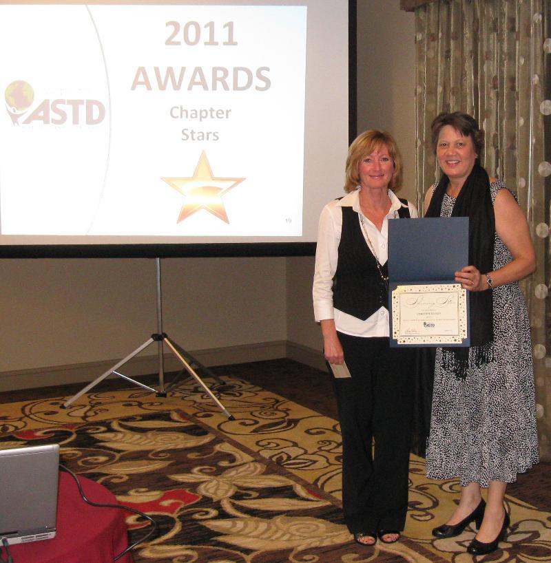 Star Award Christine 120711