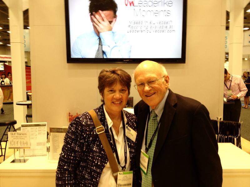 Lorna & Ken Blanchard
