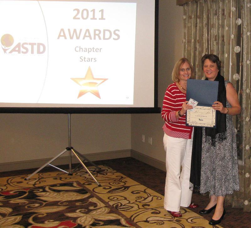 Star Award Kathy 120711