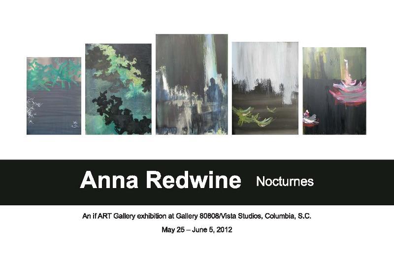 Redwine Nocturnes front