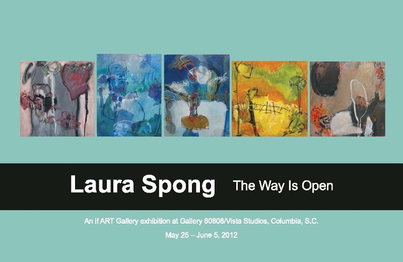 Spong The Way Is Open front