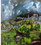 El Greco's View of Toledo