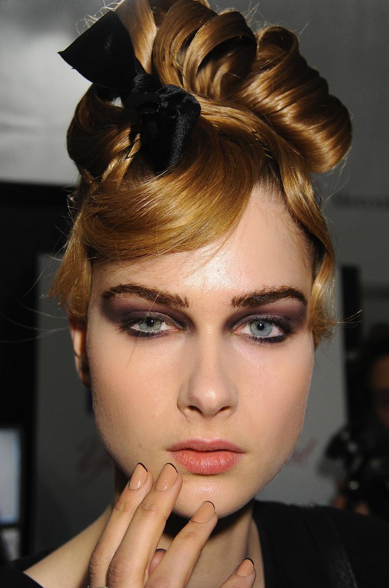 Monique Lhuillier beauty shot