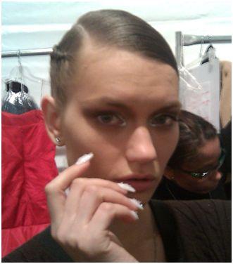 Irina Shabayeva beauty shot