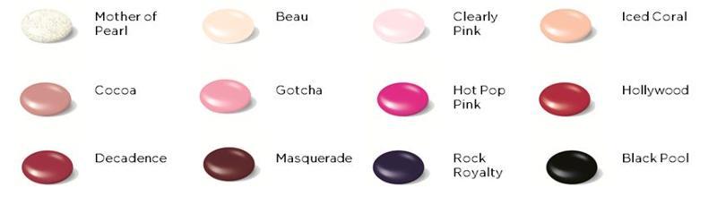 Shellac 2.0 colors CC