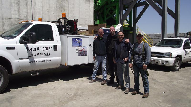 International cooperation for American Recycling