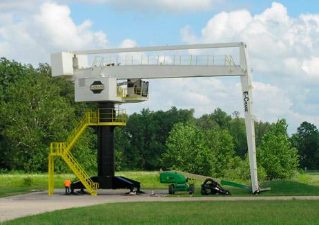 E-Crane Galion, Ohio