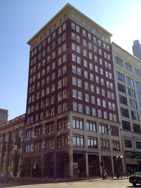 New Office in Downtown Columbus, Ohio