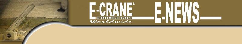 E-Crane E-news