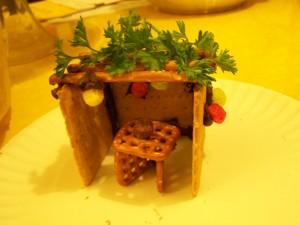 edible sukkah