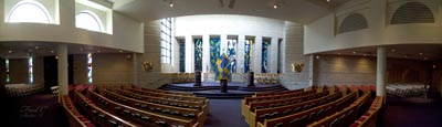 Temple Sholom Sancuary